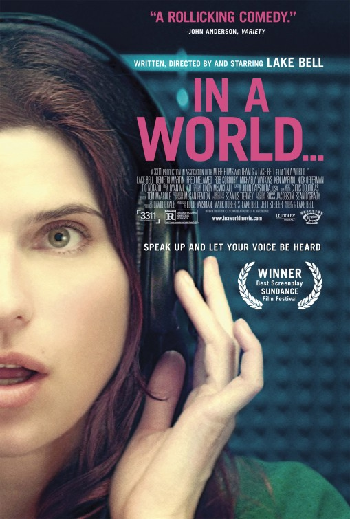 Review:  IN A WORLD