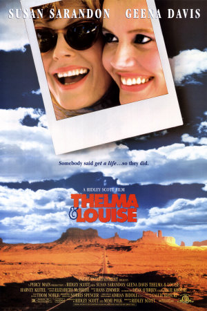 #TBT Thelma and Louise