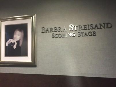 Streisand Sound studio