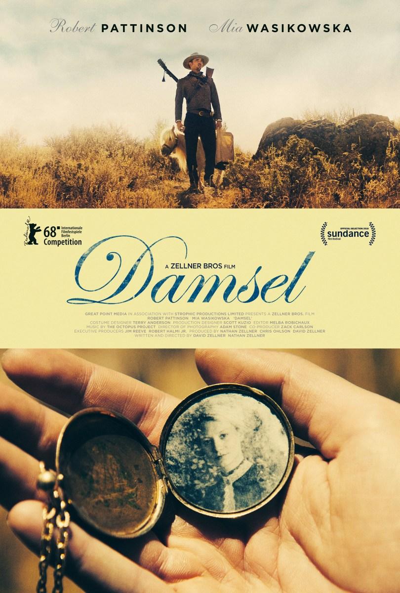 Mia Wasikowska Redefines Distress in Damsel