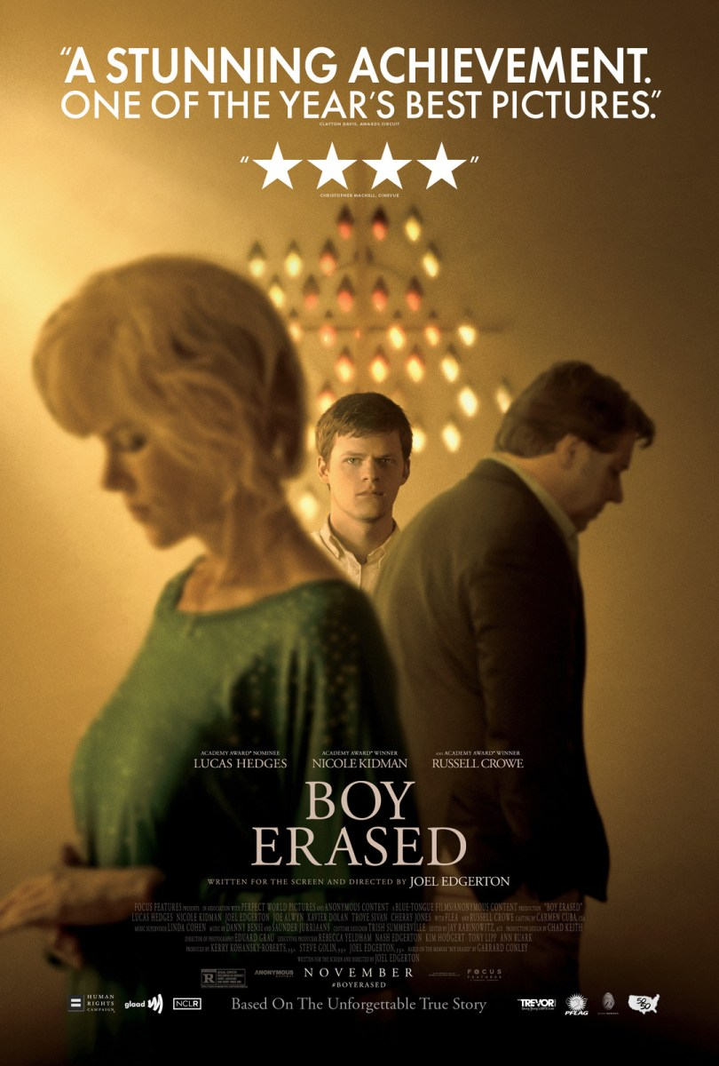 Lucas Hedges Gives Raw, Brave Performance in Boy Erased