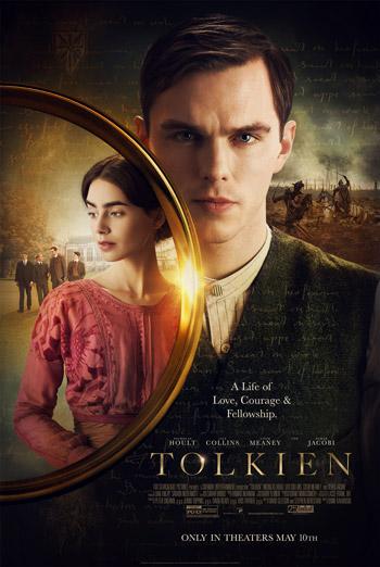 Nicholas Hoult is Standout in Tolkien Biopic