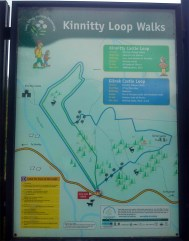 Loop Walk Map Board