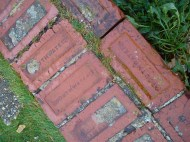 The Bouthwater bricks