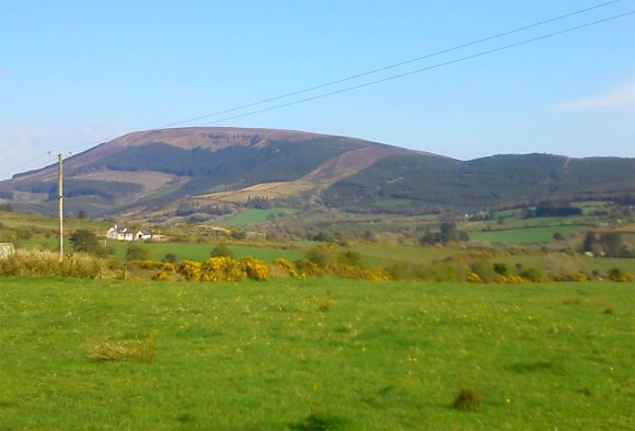 Keeper Hill, North Tipperary