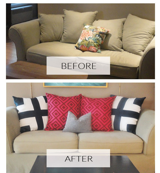 custom replacement cushions the