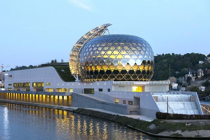 La Seine Musicale  FEATURE  a look at Paris latest