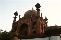 Hessing's Tomb, Agra - 03