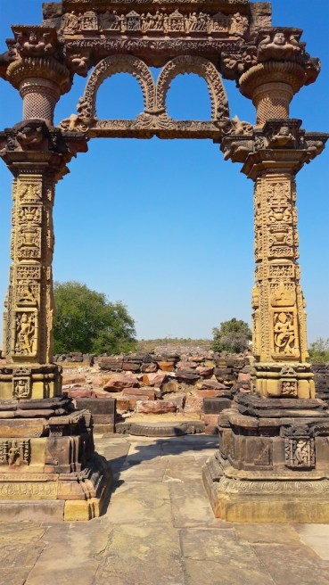 Hindola Toran, Gyaraspur
