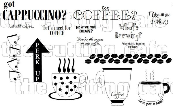The Cutting Cafe': GOT COFFEE?....PRINTABLE STAMP SET