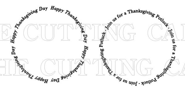 The Cutting Cafe': THANKSGIVING DAY...PRINTABLE STAMP SET