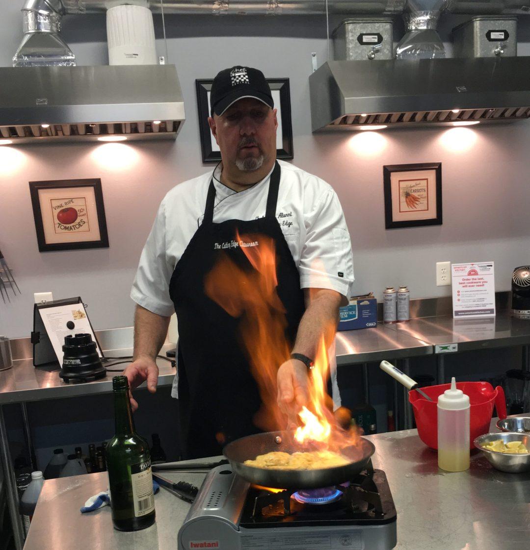 Chef John Alunni