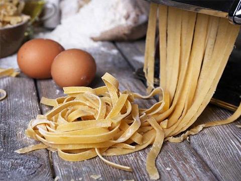 Parent and Child Pasta Making 2/8/2020