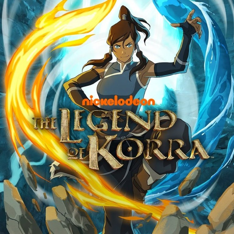 The Legend of Korra (2012-2014) - Avatar Studios