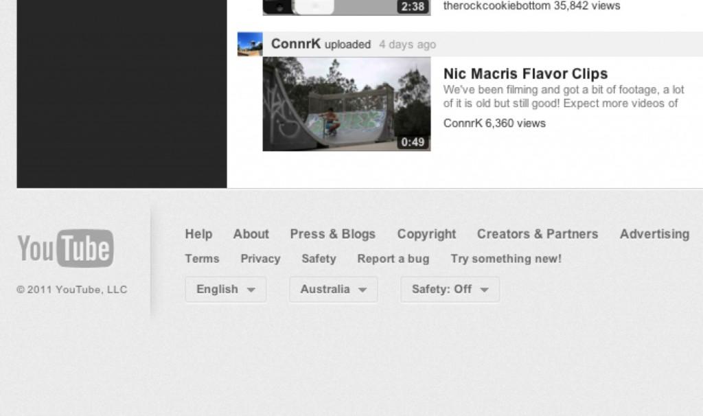 YouTube Safety Setting1