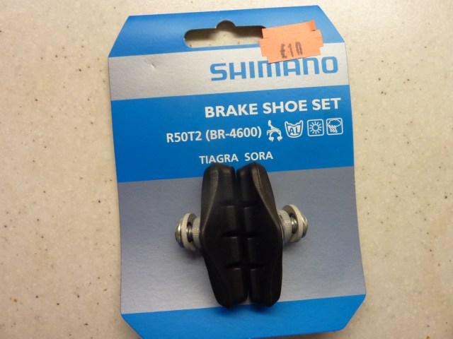 Shimano BR 4600 / R50T2 brake pads