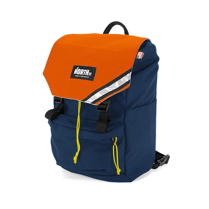 North St. Bags Morrison Backpack Pannier Bag