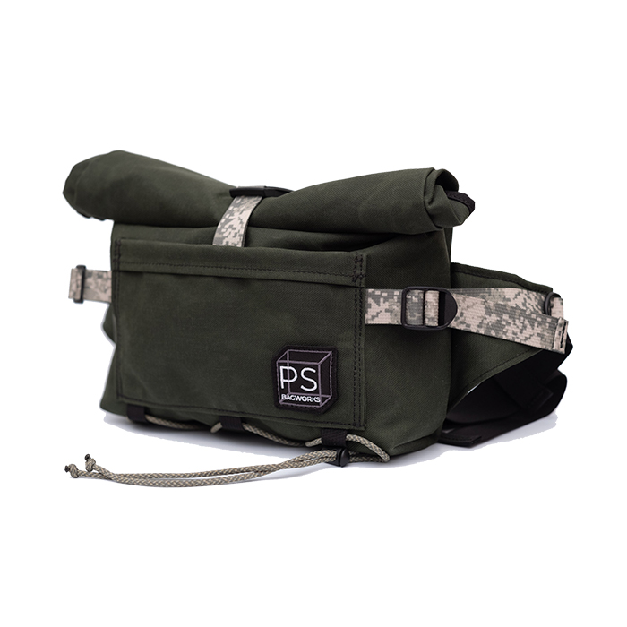 PS Bagworks Roll Pack Bag