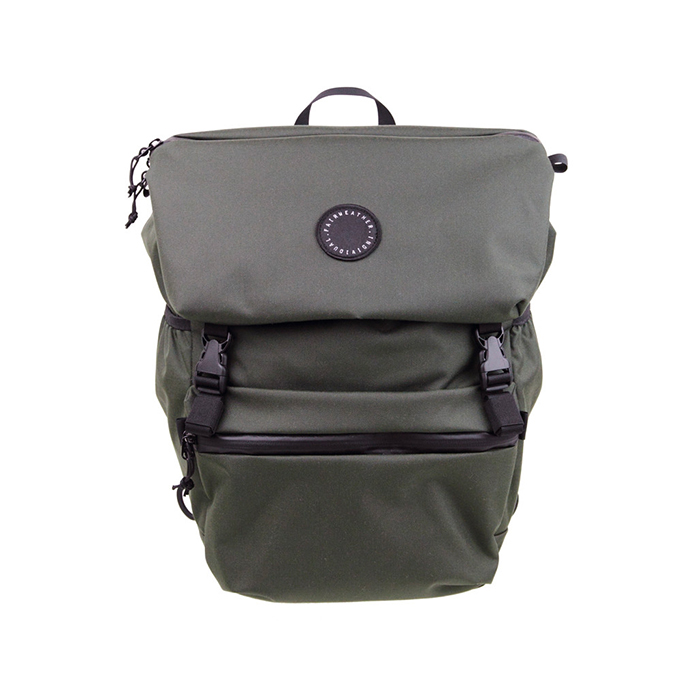 Fairweather Flaptop Pannier Bag
