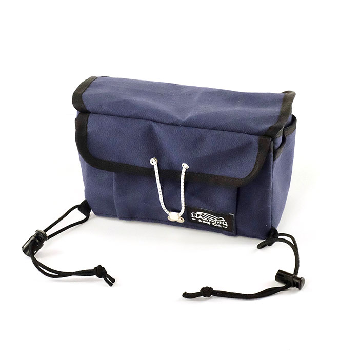 Waxwing Bag Co. Rackless Handlebar Bag