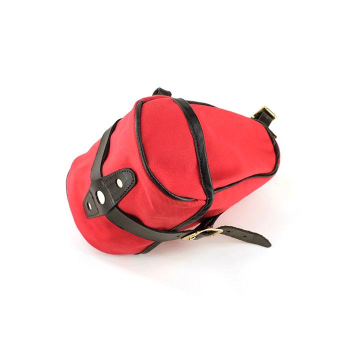 Waxwing Bag Co. Small Saddlebag