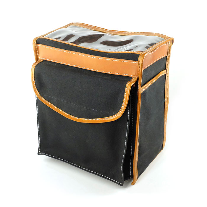 Waxwing Bag Co. Tall Handlebar Bag