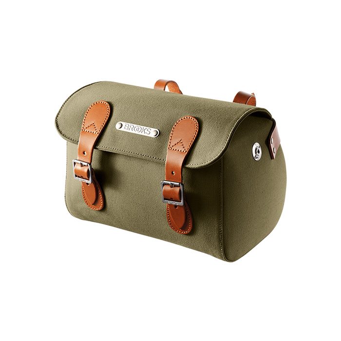 Brooks Millbrook Saddle Holdall