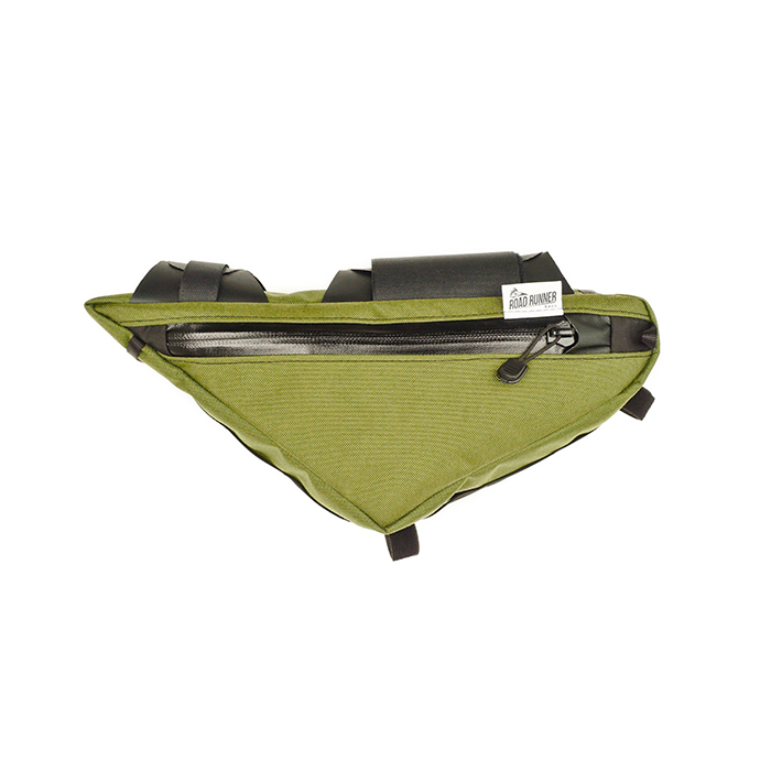 Road Runner Wedge Half Frame Bag