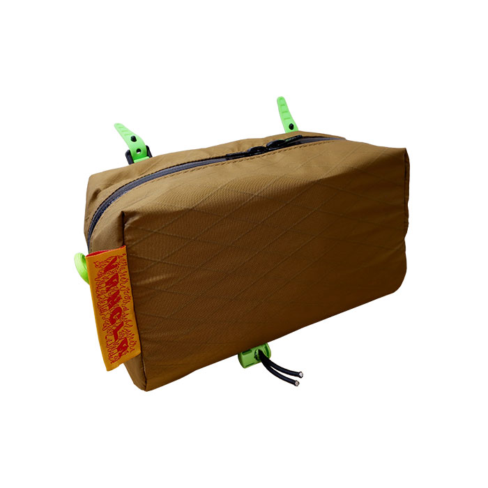 VRNCLR Frontal Lobe Handlebar Bag