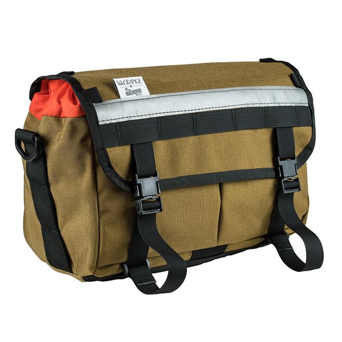 Road Runner x Velo Orange Biggish Bag