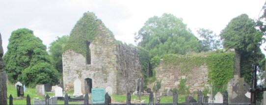 Killydonnell Abbey