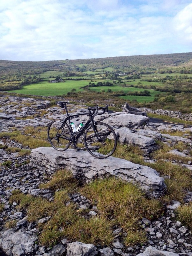 A trip to Gregans Castle brought me into the heart of The Burren