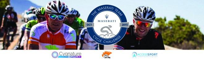 banner for Maserati Press Release