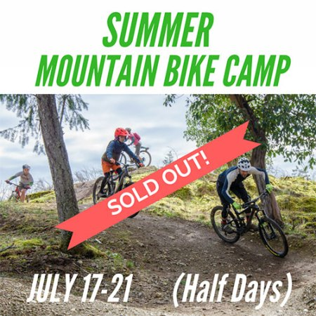 This Summer Mountain Bike Camp is Sold Out