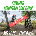This August 21-25 Camp is Sold Out