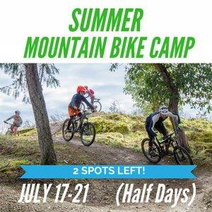 Half Day Summer Camp July 17-21 - 2 Spots Left