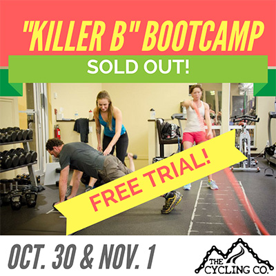"""""""Killer B"""" Bootcamp Free Trial - Sold Out!"""