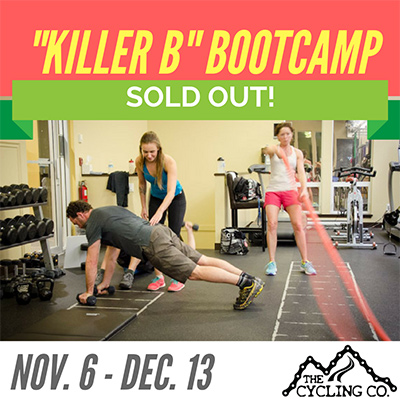 Killer B Bootcamp - Sold Out!