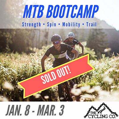 Mountain Bike Bootcamp - SOLD OUT!