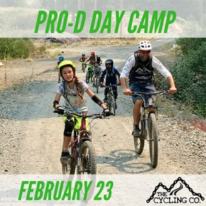 Pro-D Day Mountain Bike Camp - February 23, 2018