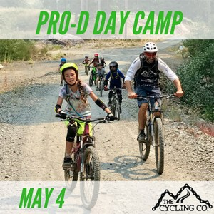 Pro-D Day Mountain Bike Camp - May 4th