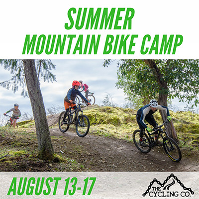 Summer Mountain Bike Camp - August 13-17