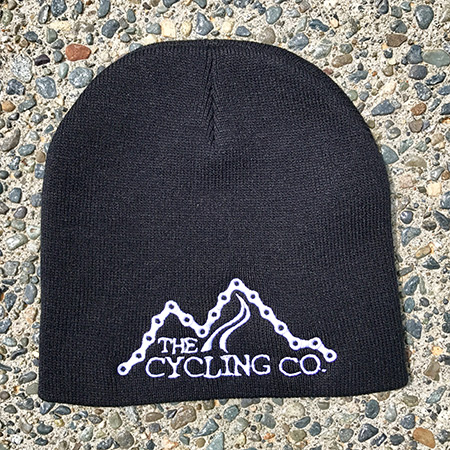 Black The Cycling Co. Toque