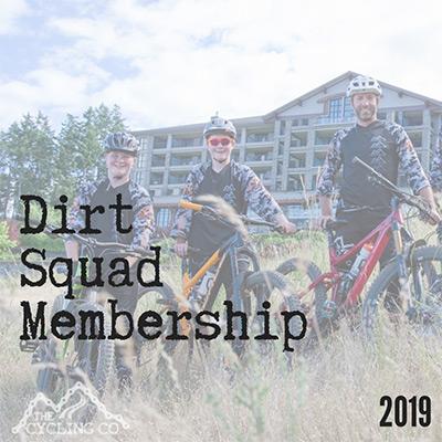 Dirt Squad Annual Membership
