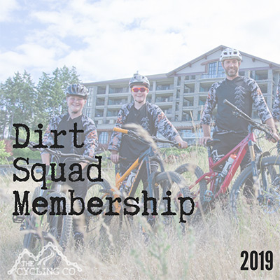 Dirt Squad Annual Membership