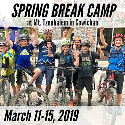 Tzouhalem Spring Break Camp 2019