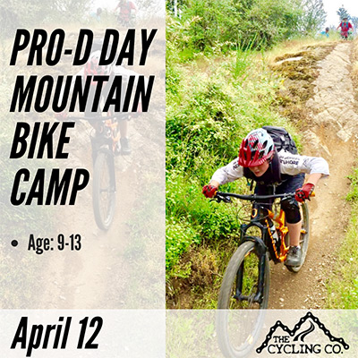 Pro-D Day Mountain Bike Camp - April 12