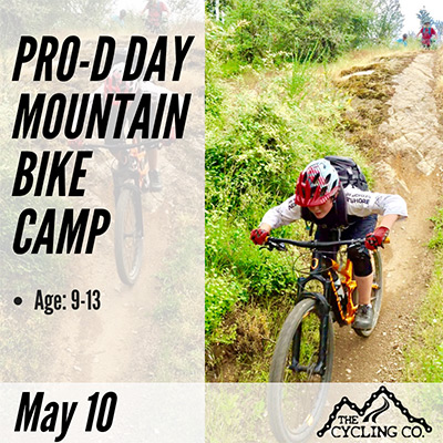 Pro-D Day Mountain Bike Camp - May 10