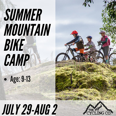 Summer Mountain Bike Camp - July 29- Aug2