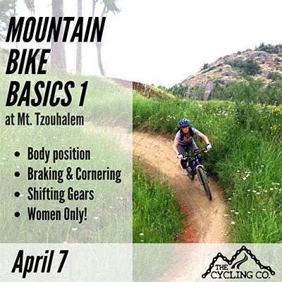 MTB Basics 1 - April 7